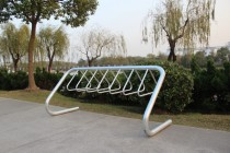 coat hanger bike rack 2