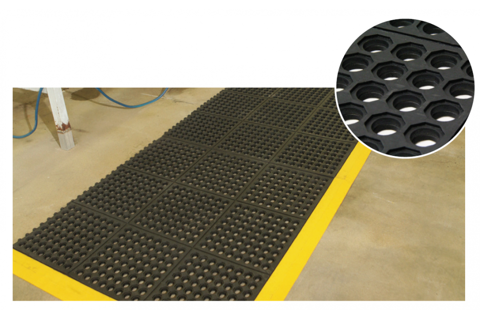 Interlink Mat with Holes