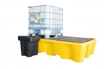 Double IBC Spillpallet