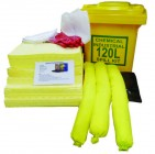 Mobile Spill Kit Chemical 120L