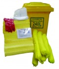 Mobile Spill Kit Chemical 240L