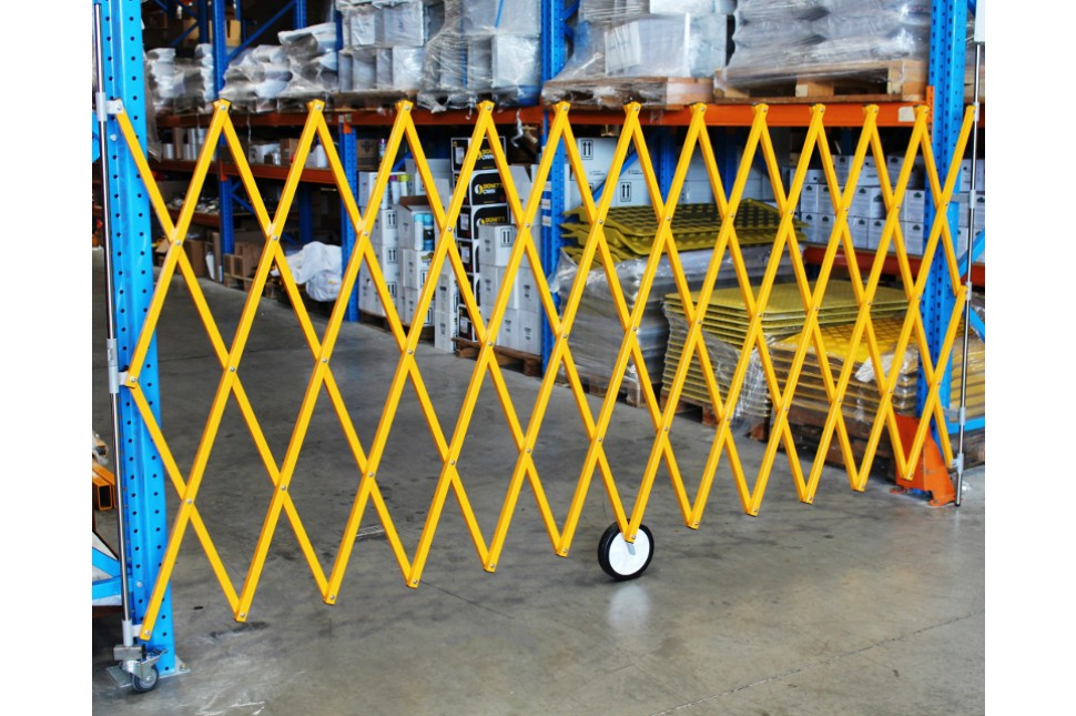 Expandable Safety Barriers 187 Vanguard