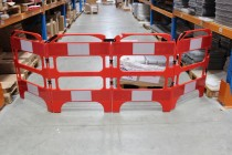 SafeGate folding barrier 2