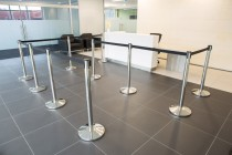 Vanguard Retractable Queuing Stanchions 1