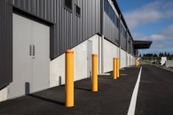 Vanguard Steel Inground Bollard 7