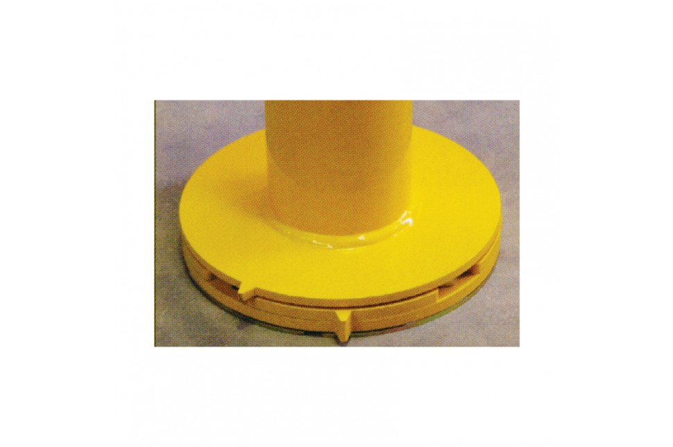 Surface Mount Removable Bollard 1