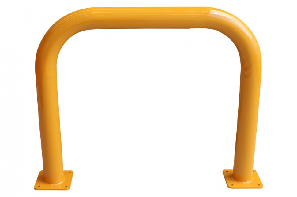 Vanguard Machinery Guard Steel Hoop Bollard 6