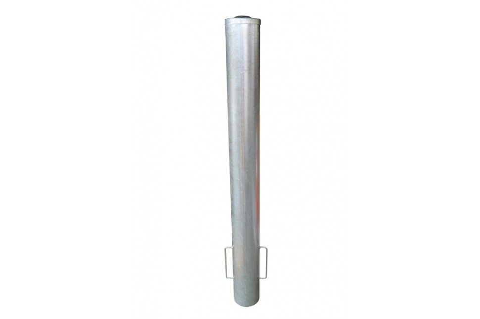 Vanguard Steel Inground Bollard 6