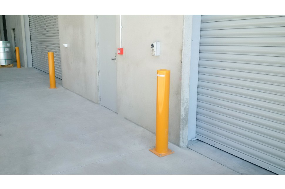 Vanguard Steel Surface Mount Bollards 1