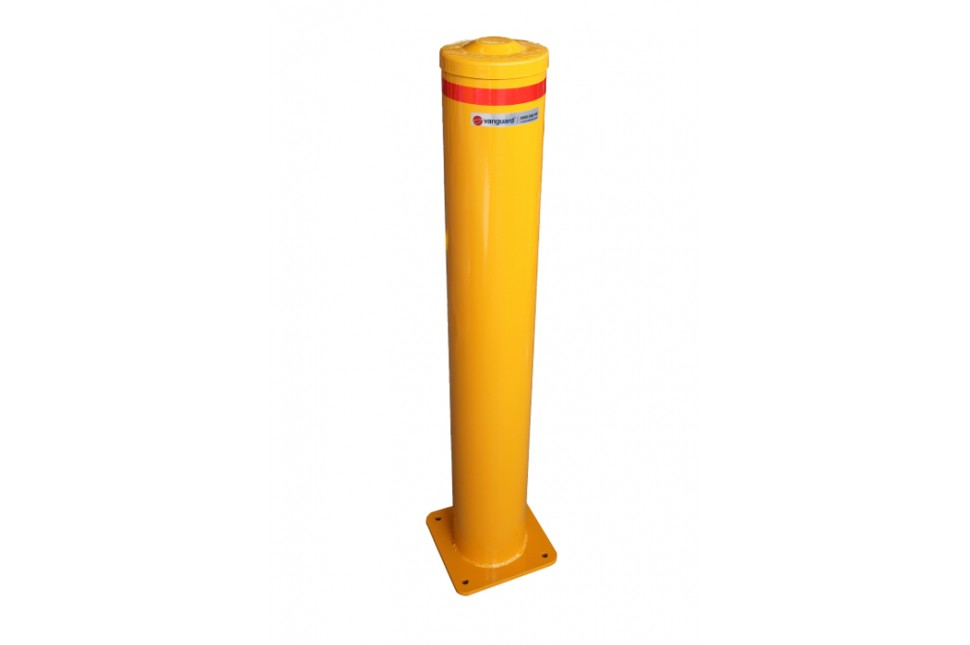 Vanguard Steel Surface Mount Bollards 2
