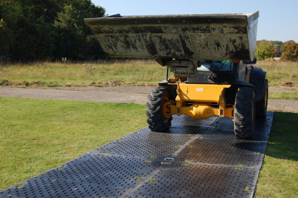 Ground Protection Mats 7