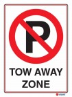 6105 Tow Away Zone