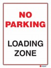 6125 No Parking Loading Zone