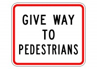 GIVE WAY TO PEDESTRIANS2