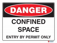 1001 Confined Space Entry By Permit Only