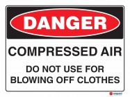 1012 Compressed Air Do Not Use