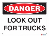 1031 Look Out For Trucks