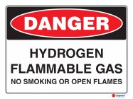 1143 Hydrogen Flammable Gas