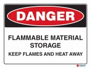 1207 Flammable Material Storage
