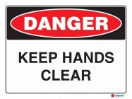 1283 Keep Hands Clear