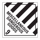 7032 Miscellaneous Dangerous Goods Class 9