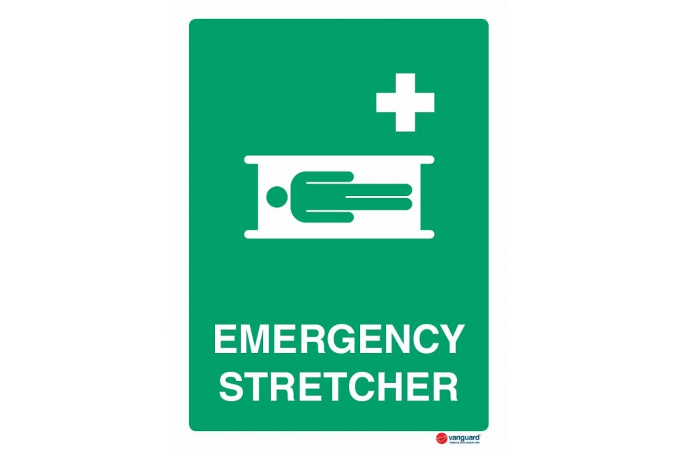 4509 Emergency Stretcher