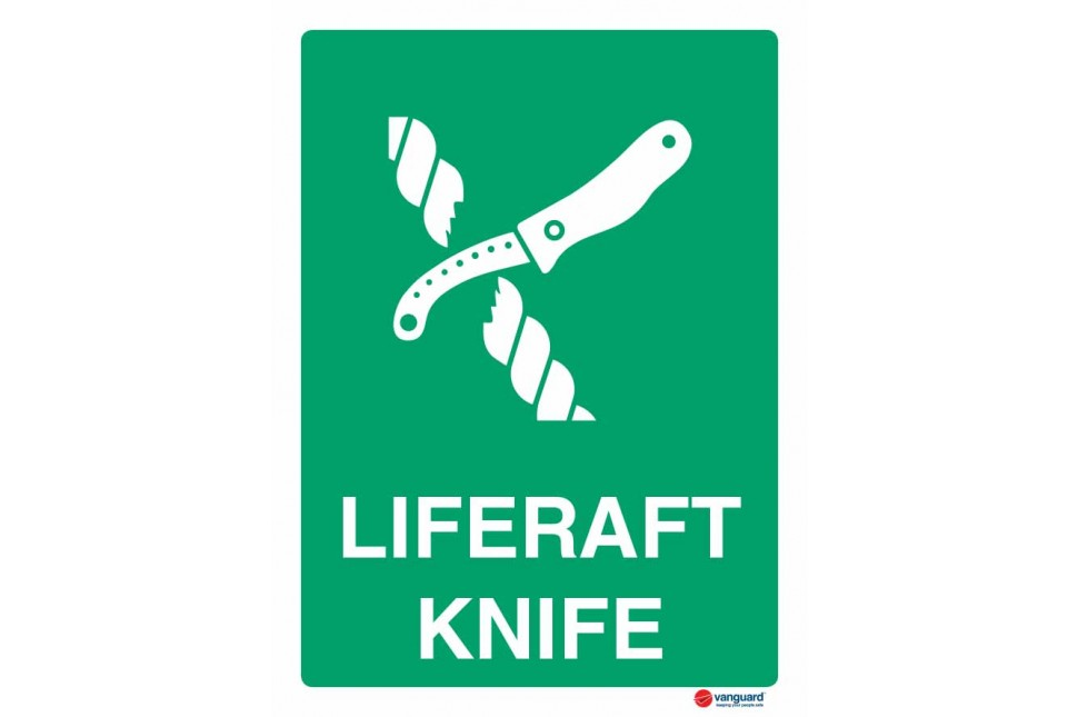 4519 Liferaft Knife