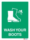 4511 Wash Your Boots