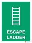 4546 Escape Ladder