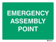 4604 Emergency Assembly Point
