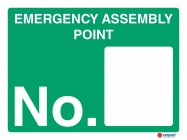 4605 Emergency Assembly Point Number