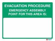 4609 Evacuation Procedure Emergency Assembly Point