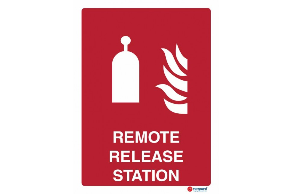 4868 Remote Release Station