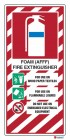 4802 Foam AFFF Fire Extinguisher