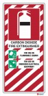 4803 Carbon Dioxide Fire Extinguisher