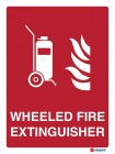 4863 Wheeled Fire Extinguisher
