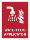 4865 Water Fog Applicator