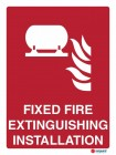 4866 Fixed Fire Extinguishing Installation