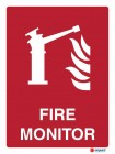4869 Fire Monitor