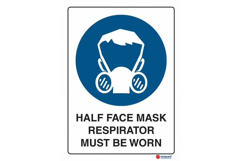 2014 Half Face Mask Respirator Be Worn