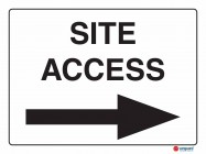 5210 Site Access Right Arrow