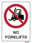 3042 No Forklifts