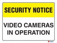 5410 Video Cameras In Operation