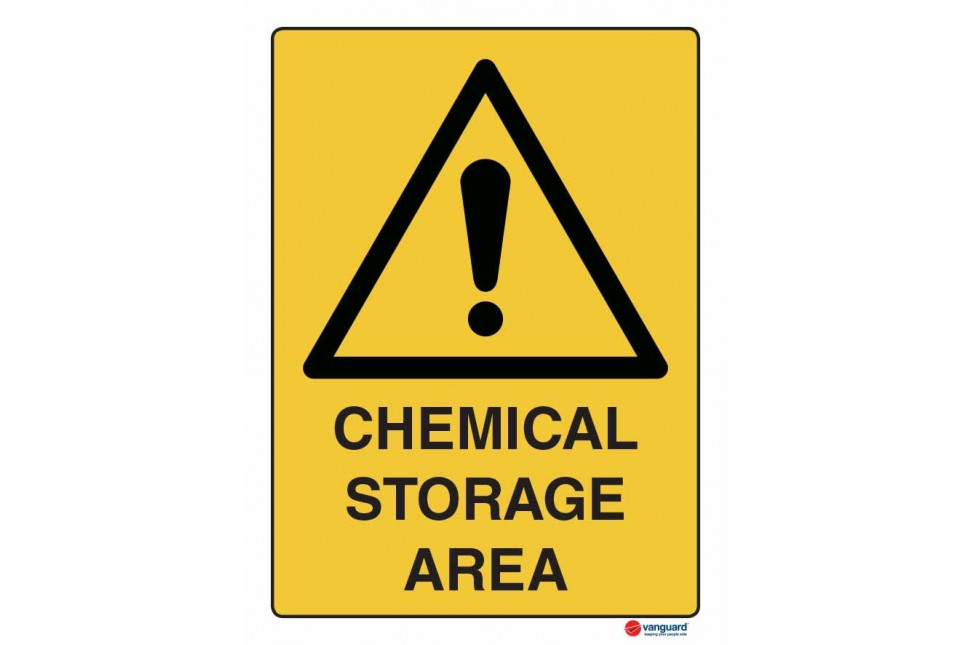 4022 Chemical Storage Area