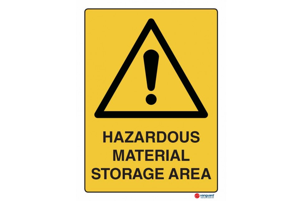 4036 Hazardous Material Storage Area