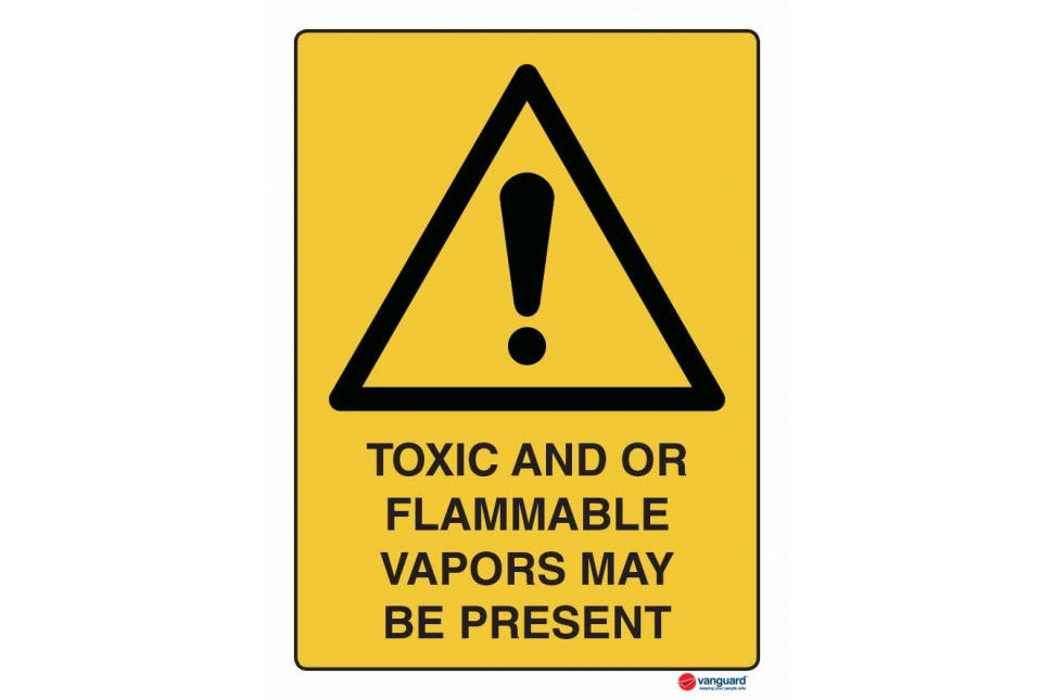 4079 Toxic And Or Flammable Vapors May Be Present