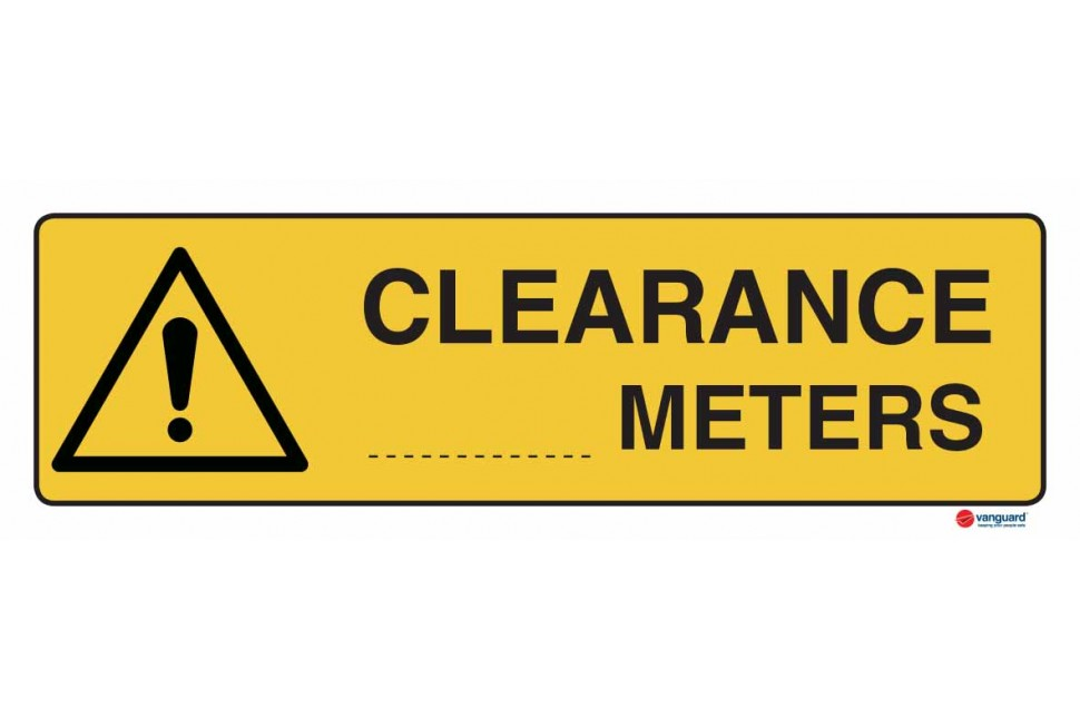 4305 Clearance Meters