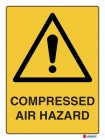 4023 Compressed Air Hazard