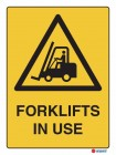 4033 Forklifts In Use