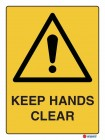 4043 Keep Hands Clear